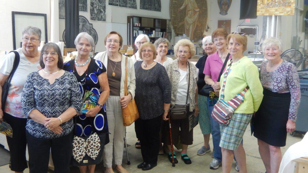 Polanki, Milwaukee's Polish Women's Cultural Club is a great benefactor of the Basilica.