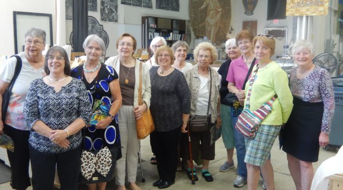 Polish Women's Group Preserves Basilica and City's Heritage
