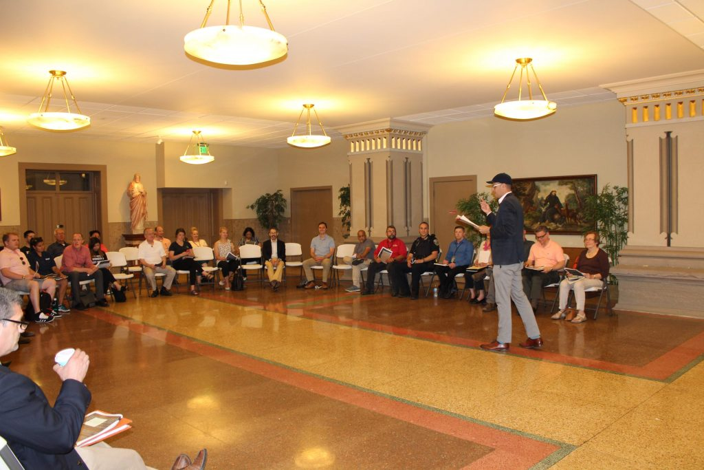 DCD representative address Lincoln Village representatives