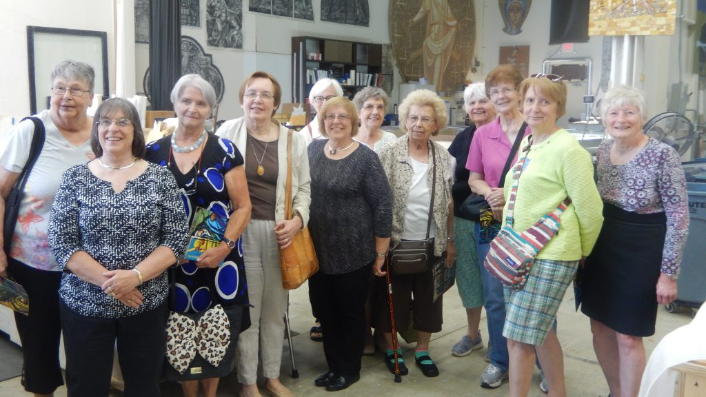 Polanki, Milwaukee's Polish Women's Cultural Club is a great benefactor of the Basilica.
